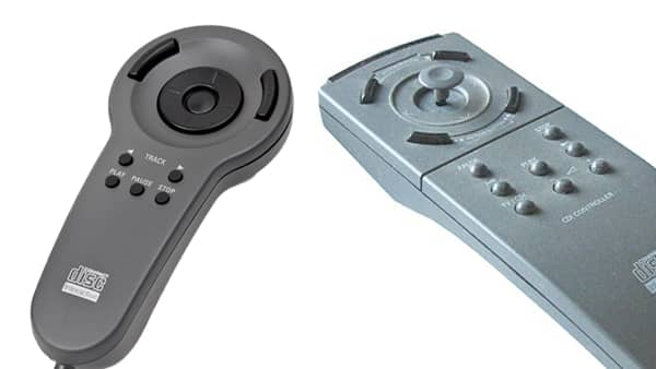 Philips CDi Game Controller