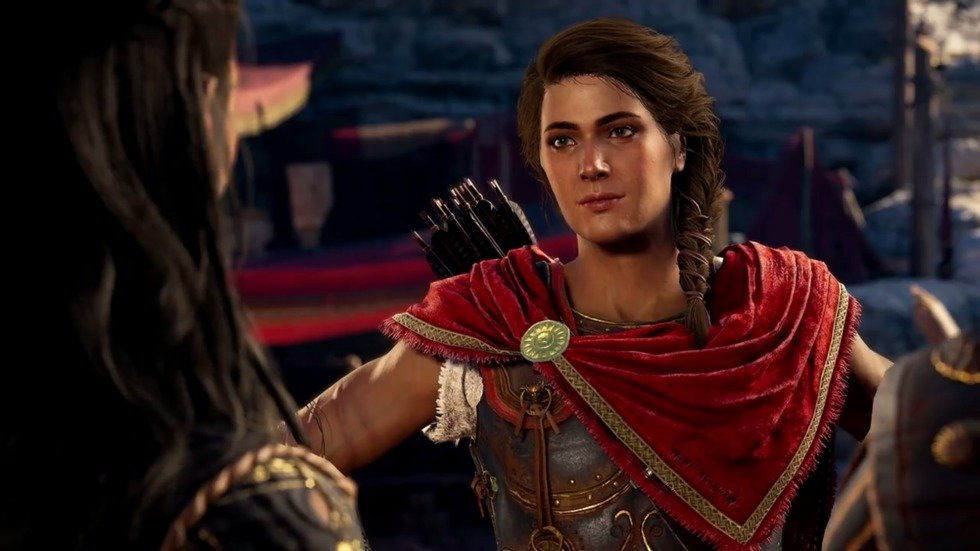 Assassins Creed Odyssey Was Only Supposed To Feature
