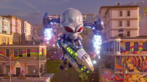 Destroy All Humans 2– Reprobed