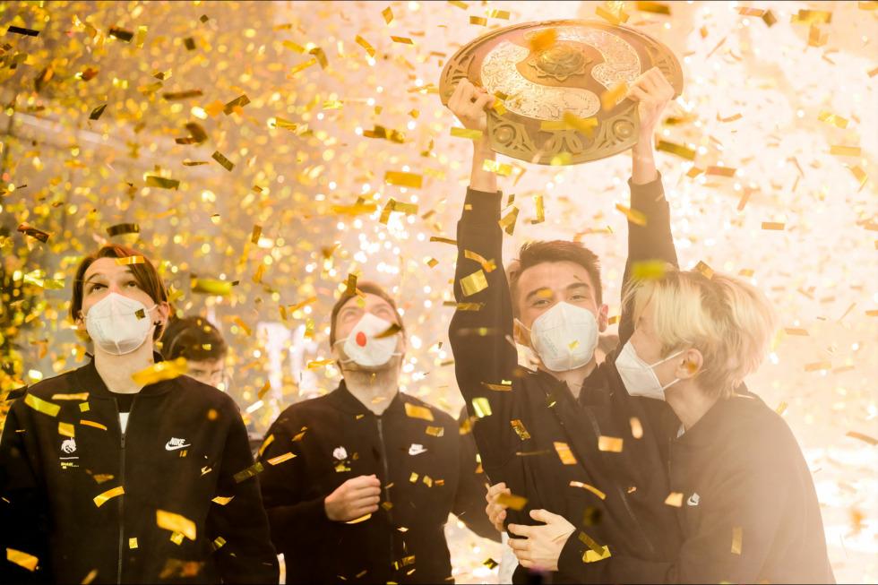 Team Spirit ชนะ PSG.LGD คว้าแชมป์ The International 10 คว้าเงิน 608 ล้านบาทไปครอง   GamingDose - ข่าวเกม รีวิวเกม บทความเกม เกมคอม เกมคอนโซล เกม PS4 เกมมือถือ
